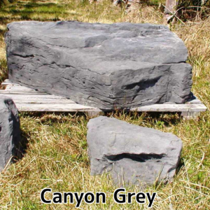 Assorted Canyon Gray